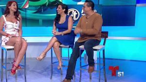 Tito Puente Jr y Melina Almodóvar se presentan en Miami