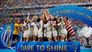 ¿Quién puede ganarle a Estados Unidos en el fútbol femenino?