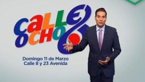 Adelanto de Calle Ocho con Ariel Rodríguez