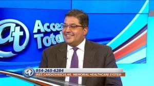 Dr. Enrique Gongora: un líder hispano en medicina cardiovascular en el Sur de la Florida