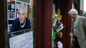 Revelan detalles de la muerte de Anthony Bourdain