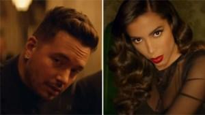 J Balvin estrena video con sexy brasileña Anitta