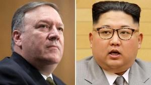 Jefe de la CIA se reunió en secreto con líder norcoreano
