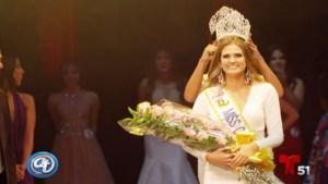 La reina del Carnaval de la Calle Ocho 2017