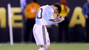 Pedido de niño argentino a Messi hace furor en redes