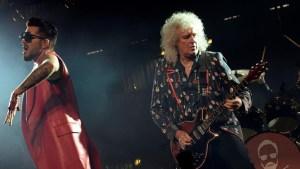 Queen brilla con fuerza en su regreso, aún sin Mercury