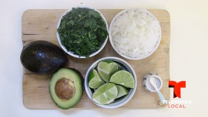 Guacamole rápido, fácil y delicioso