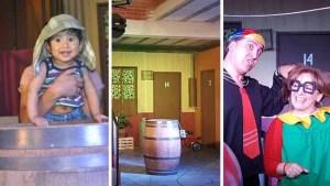 """Recrean la vecindad de """"El Chavo"""" en Argentina"""