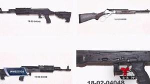 Quiénes han perdido el derecho a portar armas