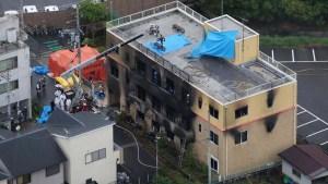 Incendio Japón: mueren al intentar escapar por la azotea