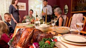 Consejos para disfrutar Thanksgiving en armonía