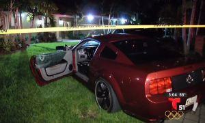 Dos jóvenes heridos a balazos en Kendall