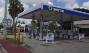 Los precios de la gasolina en el sur de la Florida