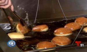A la Carta: The Salty Donut
