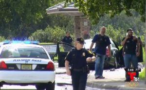 Aparatosa persecución termina en arrestos