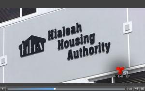 Proyecto de viviendas para personas mayores de Hialeah