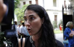 Yoani Sánchez inaugura Foro Cuba en Universidad de Miami