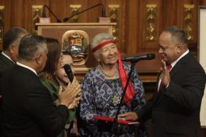 Cabello fue elegido presidente de Asamblea Constituyente