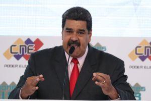 Maduro expulsa a encargado de negocios de EEUU