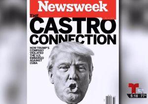 Aseguran que Trump hizo negocios con Cuba