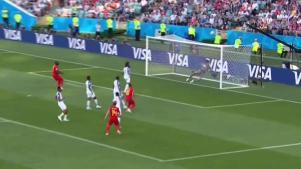 Bélgica pega primero con derechazo al arco panameño