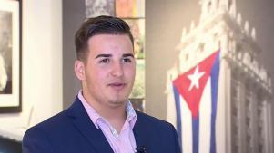 """Cubano gana beca de la Fundación """"Celia Cruz"""""""