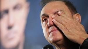 Franco De Vita llora al hablar de Venezuela