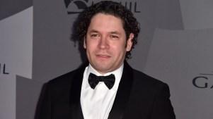 Gustavo Dudamel tendrá su estrella en Hollywood