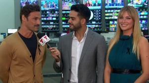 Hablan los protagonistas de la nueva serie de Telemundo