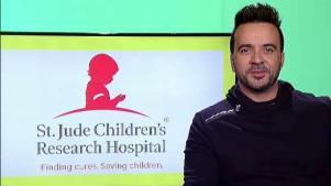Luis Fonsi apoya campaña de ayuda a niños con cáncer