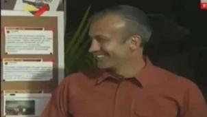 Así reapareció Tareck El Aissami; EEUU ofrecerá recompensa por su captura