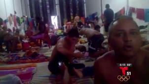 Deportaciones masivas tratan de detener el éxodo cubano