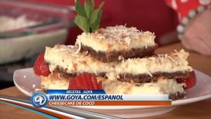 Cheesecake de Coco