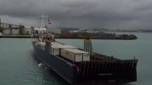Navega hacia Venezuela barco con ayuda humanitaria