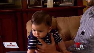 Robo de identidad a bebé de meses de nacido
