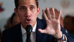 Régimen de Maduro responde por qué Guaidó sigue libre