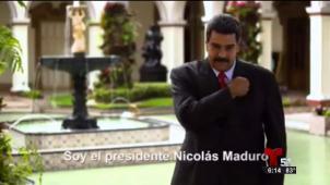 Maduro es blanco de burlas en redes sociales