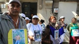 El drama de migrantes centroamericanos que desaparecen
