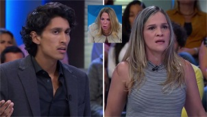"""Caso Cerrado: mujer llama """"ratas"""" a inmigrantes"""