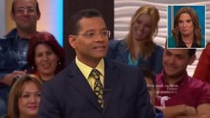 Caso Cerrado: Dr. Misael dice que nunca ha probado semen