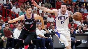 Embiid brilla en triunfo de 76ers sobre Heat
