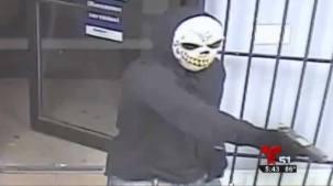Buscan a enmascarado que robó en tienda de teléfonos