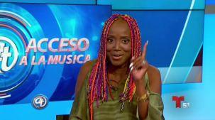 """Lucrecia llega a Miami con """"Celia, El Musical"""""""