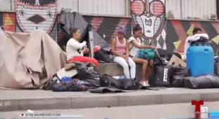 La ruta del desespero: condiciones de refugiados en Colombia
