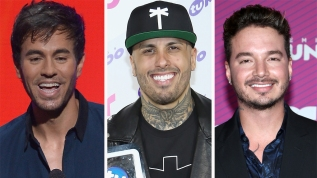 "Nominados a los ""Latin American Music Awards"""