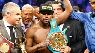 Mayweather derrota a Pacquiao, sigue invicto