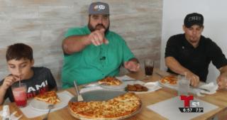 Que Riko con Kiko: Pizza de chorizo y cebollas