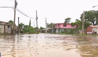Más de cinco mil evacuados en Cuba por intensas lluvias