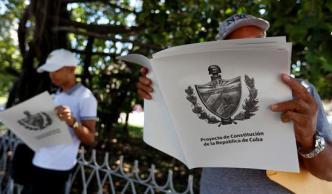 Cuba elimina matrimonio gay de nueva Constitución
