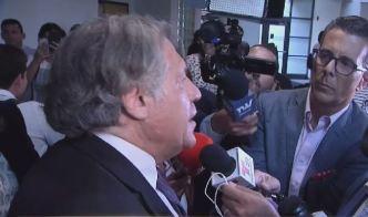 Almagro habla en FIU sobre situación en Argentina